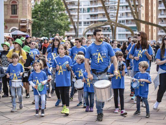 Actividades extraescolares de Batucada en Barcelona